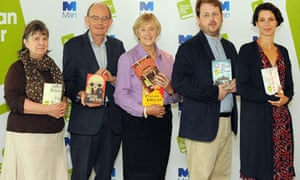 Booker prize 2011 judges
