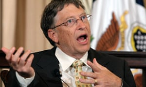 Bill Gates, book reviewer | Books | The Guardian