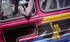 Minibus in Nairobi
