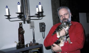 Philip K. Dick, American author In United States In December 1982-