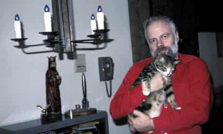 Philip K. Dick, American author In United States In December 1982-