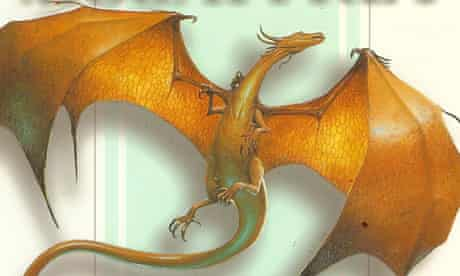 Detail from Anne McCaffrey book cover