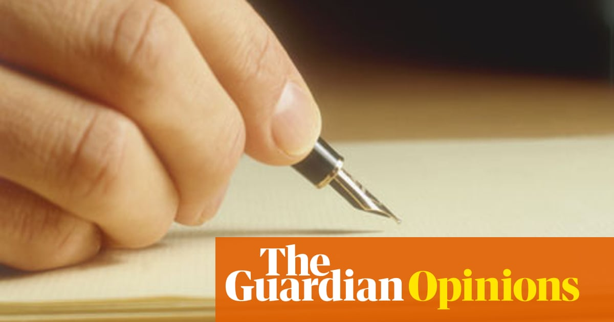 Why creative writing is better with a pen | Books | The Guardian