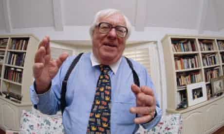 Author Ray Bradbury