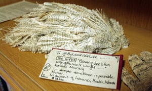 Anonymous's final paper sculpture