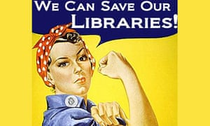 Save Our Libraries