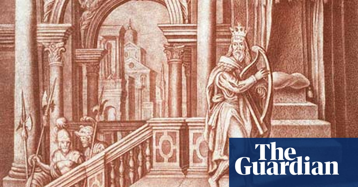 Poem of the week: Psalm 23 | Books | The Guardian