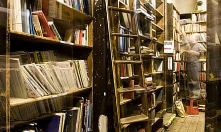 The Quinto Bookshop in London