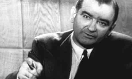 Joseph R McCarthy
