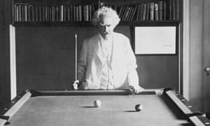 Mark Twain story formally 'unbanned' in US | Books | The Guardian