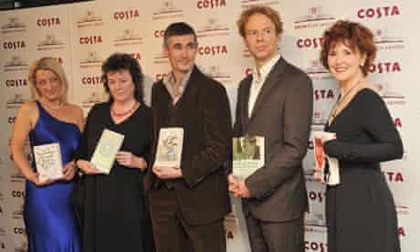 2011 Costa book awards