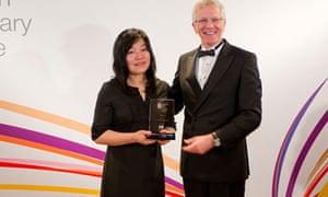 Man Asian literary prize