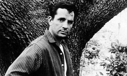 Portrait Of Jack Kerouac