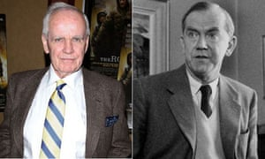 Cormac McCarthy and Graham Greene