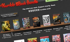 Pay What You Want Ebooks Bundle Makes 1 1 M In Two Weeks