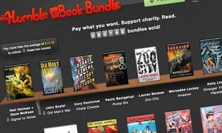 The Humble ebook Bundle