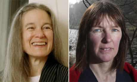 Sharon Olds and Kathleen Jamie
