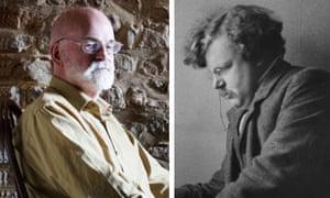 Terry Pratchett and GK Chesterton