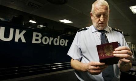 UK Border Agency