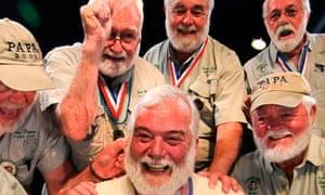Hemingway Lookalike contest