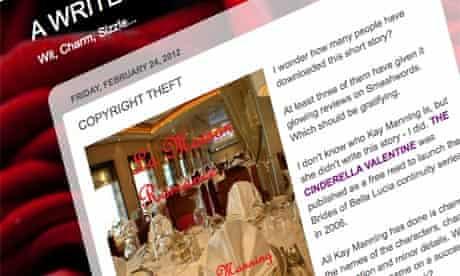 Liz Fielding's blog