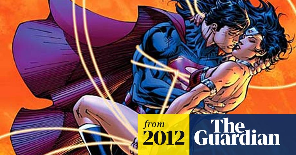 & wonder superman woman Wonder Woman