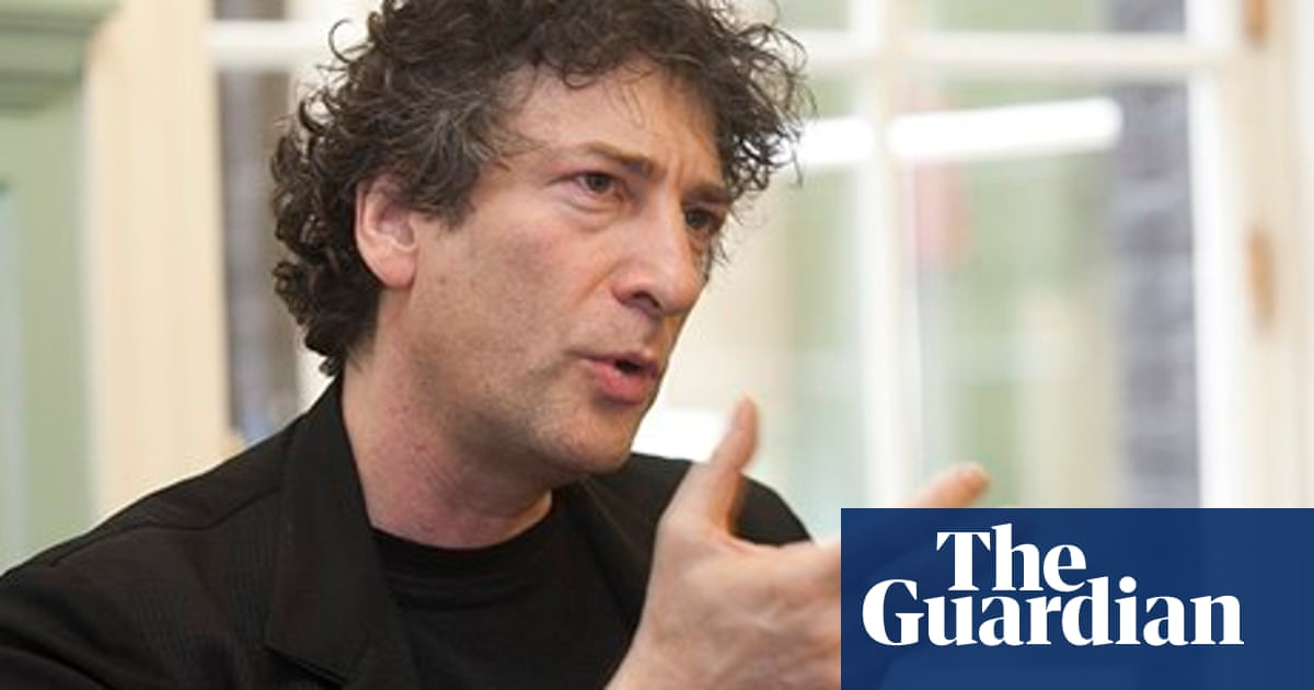 Neil Gaiman: Why our future depends on libraries, reading and