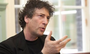 Neil Gaiman: Why our future depends on libraries, reading