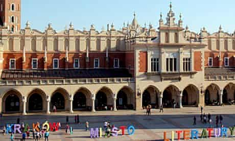 Krakow, Unesco City of Literature