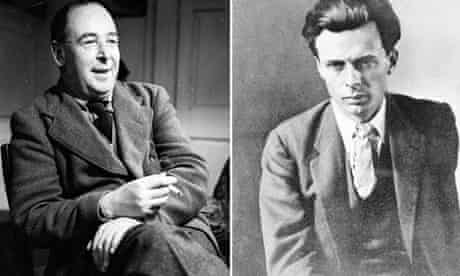 CS Lewis and Aldous Huxley