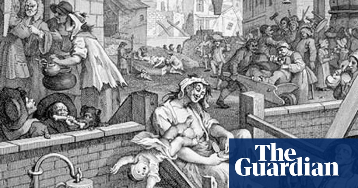 Review Perils Of Reading History >> Dangerous Age The Best Books On 18th Century London S Perils