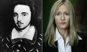 Christopher Marlowe and JK Rowling