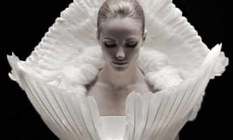 Roadkill bridal gown