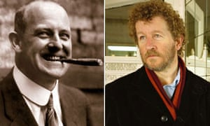 PG Wodehouse and Sebastian Faulks