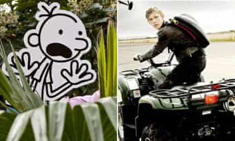 Wimpy Kid and Alex Rider