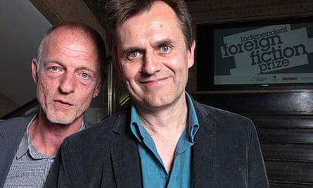 Gerbrand Bakker and David Colmer