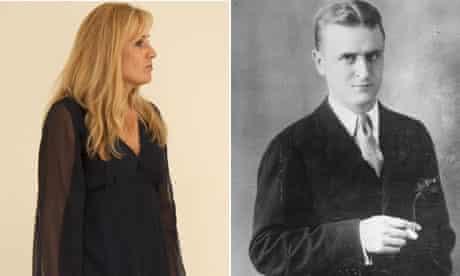 Sarah Churchwell and F Scott Fitzgerald