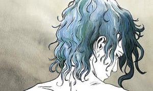 hot property detail from cover art for julie marohs novel blue is the warmest colour - Blue Is The Warmest Color Book