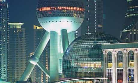 Shanghai International Convention Centre