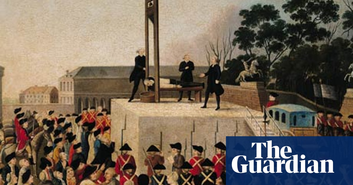 The top 10 French Revolution novels