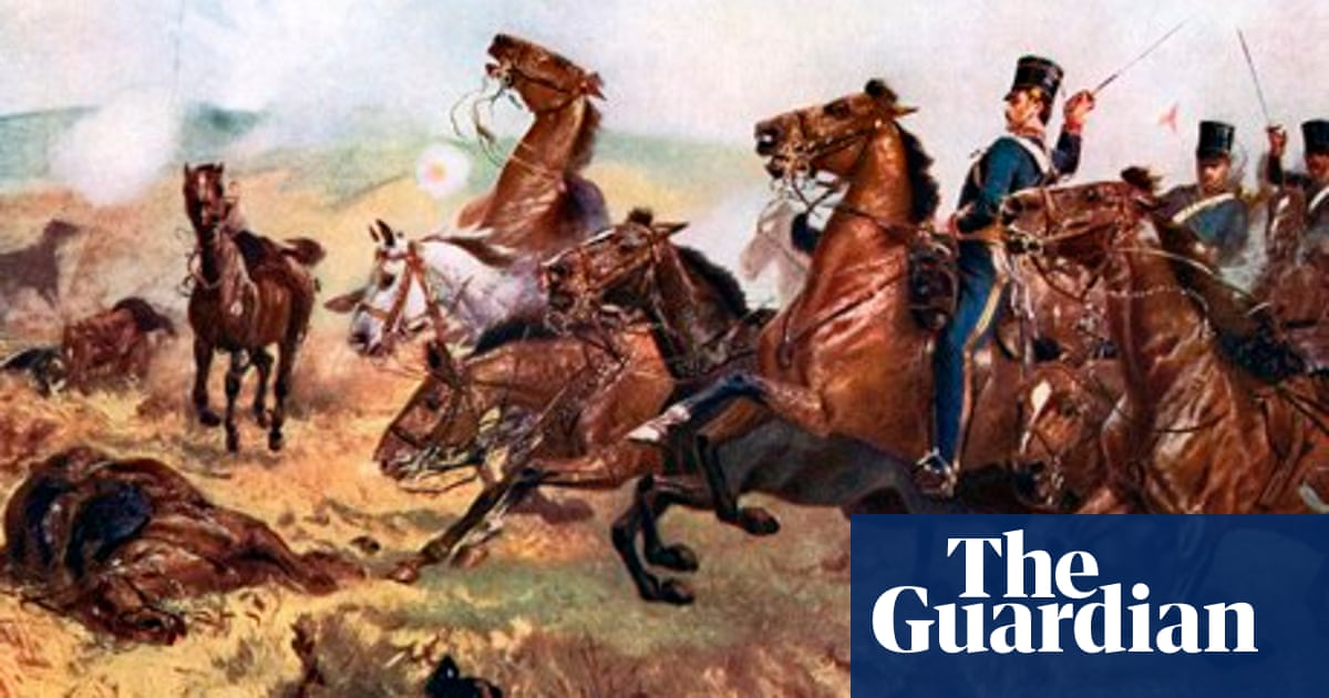 Poem of the week The Charge of the Light Brigade by Alfred