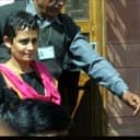 Arundhati Roy leaves the supreme court