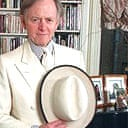Tom Wolfe at home in Manhattan