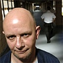 Nick Hornby at High Down prison