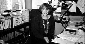 Obituary: Barbara Epstein | Media | The Guardian