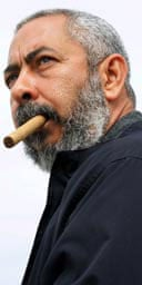 Cuban author Leonardo Padura