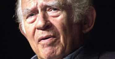 Norman Mailer Photograph: David Cheskin/PA