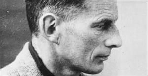 Playwright Samuel Beckett in 1950