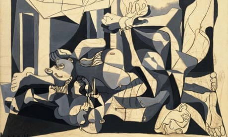 Picassos Politics Art And Design The Guardian