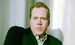 Author Bret Easton Ellis